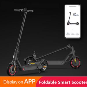 유럽 연합 (EU) 미국 재고 번호 세금 APP 제어 접이식 전기 스쿠터 8.5 인치 두 바퀴 전기 자전거 스쿠터 7 일 배달 걸어서 건널 전기 자전거