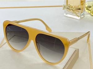 600 Óculos de proteção para mulheres Goggle Enrole UV Cat Eye Modelo Big quadro dobro Cor da Armação com caso