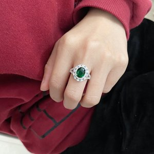 designer Ladies rings 925 sterling silver wedding jewelry valentine recommend fashion hot best 2020 New casual charmZEJO