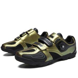 Yeni Yol Bisikleti Ultralight Bisiklet Sneakers Profesyonel Nefes Cycling Kendinden kilitleme Erkekler Yol Bisikleti Shoes