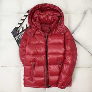 designers de roupas de homem 2020 jaqueta casaco de inverno parkas Coats Top Quality New Mens casacos de inverno Casual Quente Outdoor Feather Man Outwea