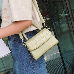 Bolsos Bolso Senora Bolso Cuero Sólido Viajes Mujeres Mensajero Bolso Femenino Handbag Simple Ocardian De Crossbody AU5 Tnjuk