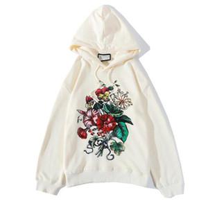 Designer Hoodie Männer und Frauen Exotica Sweatshirt Langarm Pullover Herbst Winter Luxus Kleidung Gedruckt Brief Daisy Pullover M-2XL