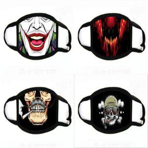 Sevimli Kulak Koruyucu Mout Maske Hayvanlar Kulak Den 2 1 Cild Kış Fa Baskı Maskeler yılında Mout-Kül toz geçirmez 2 9Jzj E19 # 880