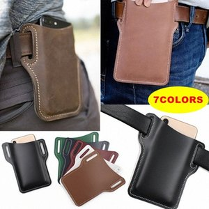 Medieval Renaissance Viking Knight Pirate Cosplay Leather Vintage Pocket Belt Clothing Bag Waist Bag Cosplay Costume Accessory gHCr#
