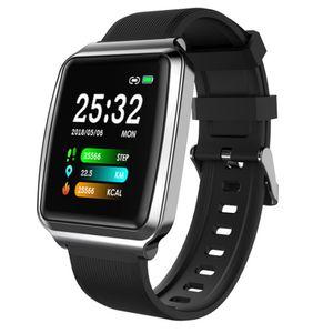 KY116 Smart Watch Fitness Tracker Bracelet Full Touch Screen Waterproof Heart Rate Blood Pressure Monitoring Sport SmartWatch