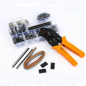 Hand tool set crimping tool pliers terminal ferrule crimper wire tools terminals clamp kit SN-28B+1550Pcs Connector