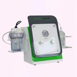 Best hydro peel diamond dermabrasion hydrofacial machine for skin exfoliation multifuction hydrofacial machine with diamond and crystal tips