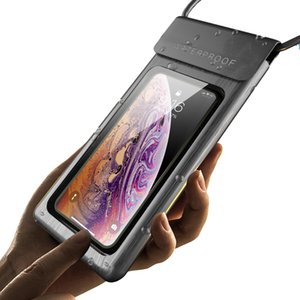 Universal Waterproof Phone Pouch Floating, IPX8 Waterproof Phone Case Underwater Dry Bag for iPhone 11 Pro Max XS Max XR X 8 7 6s Plus Galax
