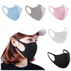 Anti Cara da forma da boca PM 2,5 capa de poeira Máscara Respirador Dustproof anti-bacteriana Washableyoti H3i2
