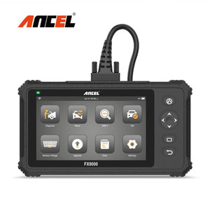 Ancel FX9000 Obd2 Scanner Professional WiFi All System Android Tablet With DPF Air Bag TPMS ABS Car Diagnostics Tool
