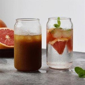 2020 Gobelets Nordic Drinkware Cuisine, salle à manger Bar ménages bière Coupe du whisky / lait / verre de jus de simple verre résistant à la chaleur 0213