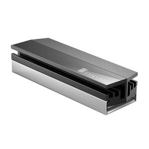 Jonsbo M.2 SSD Heatsink Cooler für M.2 2280 Solid State-Festplatte Kühler Alle Aluminium-Kühlkörper SSD Heatsink Cooler
