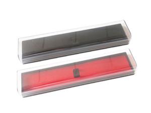 연필 경우 사업 추진 문구 플라스틱 연필 상자 투명 펜 케이스 DL_BX007