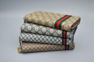 Gucci Kreditkarte Pass-Halter-Key-Beutel Handtaschen-Leder-Männer Börsen Herren Geldbörse Damen Geldbeutel Frauen-Geldbeutel-Beutel BAC99