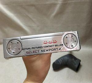 Schnelle Lieferung NP2 Golf Putter + Putter Headcover Reale Fotos Kontakt Verkäufer kaufen 2 Stück Erhalten Sie große Rabatte DHL
