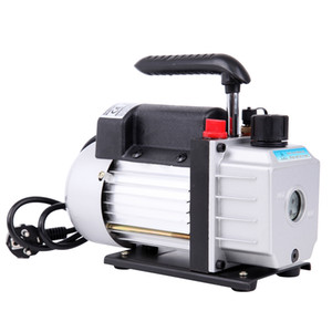 New arrival 2020 2.5CFM 1 4HP single Stage Vacuum Pump Air Conditioning Refrigeration Vacuum pump