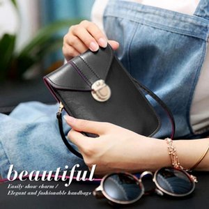 Fashion Women Bag 020 Women Pu Leather Touchable Screen Shoulder Bags Ladies Purses and Handbags Crossbody Bags