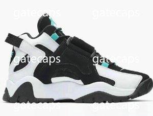 New Air Barrage II Mid QS Scottie Pippen Basketball Shoes Hyper Grape Purple Raptors Black White Yellow Kids Mens Shoes Designer Sneakers a2