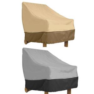 Wasserdicht Staubdicht Möbel Stuhl-Sofa-Abdeckung Garten Sonnenschutz Terrasse im Freien Schützen Sie Ihre Möbel vor Sonne und Staub