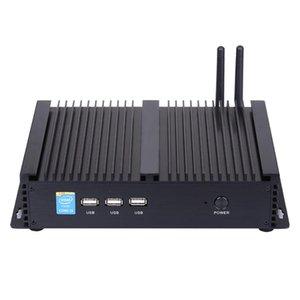 Mini PCS Wantless Industrial PC, мини-компьютер, Windows 10, Intel Core 8250U, [Hunsn Ma04i], (Dual WiFi / VGA / HD / 3USB2.0 / 4USB3.0 / LAN / 2Com)