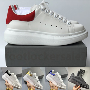 20SS luxury Luxo Platform Designer Shoe Reflective Triplo Black Velvet Branco Oversized Homens Mulheres Casual Partido Sneaker completa Vestido couro de bezerro