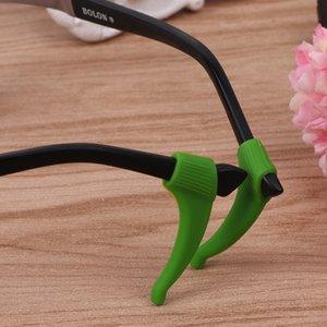 1 Paar Anti Slip Tempelhalter Spectacle Silikon Brille Ear Hooks Tip Brillen Grip
