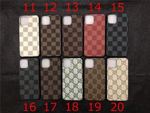 2020 Mejores Casos de acrílico transparente Phone 7 6 6S Protectivegrade resistencia a la caída del teléfono celular casos # 545 FORX XR XS Max 8 Plus