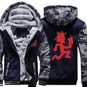 Новые толстовки Камуфляж Пуловер Зимняя куртка Hatchetman Кофты с длинным рукавом пальто