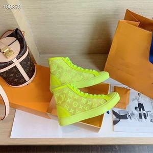 2020 Nova Menamp # 39s velocidade Sneakers Moda Luxo Menamp # 39s Sneakers de alta qualidade barato Lace Casual Quadro Tamanho 35-45 mn02A1U1I