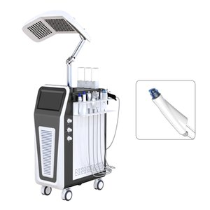 9IN1 hydra facial skin clean machine Oxygen jet water hydro dermabrasion diamond microdermabrasion skin peeling hydra facial machine