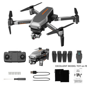 L109 Pro 4K HD Electric Adjustment Camera 5G WIFI FPV Drone, Two Axis Gimbal, Brushless Motor, GPS& Optical Flow Positioning, Follow Me, 2-1