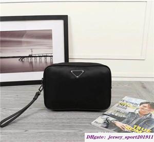 Yeni klasik moda retro tarzı lüks tuval deri çanta en kaliteli cüzdan klip kartı 1323 boyutu 24cm 16cm 7cm