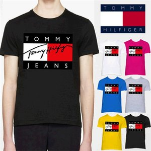 Moda Mens Primavera-Verão 2020 medo FOG de Deus assinatura designer de marca colaboração Camiseta Homens Mulheres Moda T Shirt Casual Cotton Tee