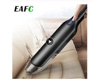 Handheld vacuum cleaner Wireless Vacuum Powerful Cyclone Suction Rechargeable Car Vacuum Cleaner Wet Dry Auto Portable for Car Home Pet Hair