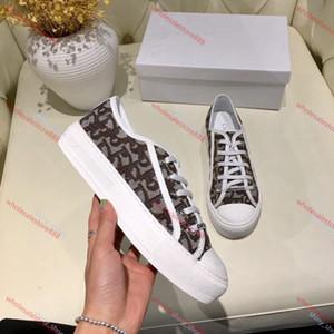 dior b24 casual shoes b23 shoes 2020 высокого качества женщин холст обувь progettista Lady Кроссовки Косой Вышитые CD Холст обувь ходьба Бег кроссовки 35-40