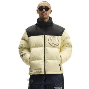 venta caliente caliente 20FW Brain Dead Nuptse chaquetas Montaña abrigos de invierno al aire libre a prueba de viento chaqueta abajo Calle Outwear