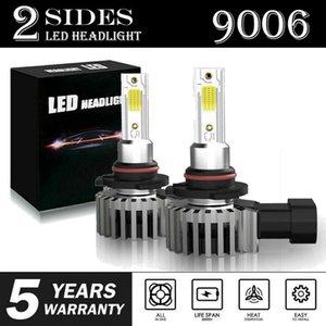 Odak 2 iLight için 2adet 9006 4 4U LED Far Seti 6000K 2200W 330000LM Sis Ampüller Çifti HID beyaz