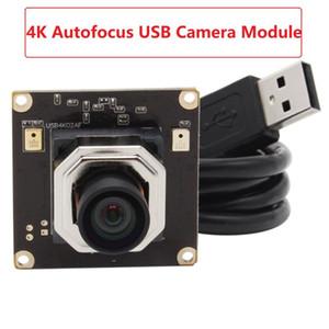 Módulo de cámara de enfoque automático 4K 3840 (H) * 2160 (V) Módulo de la cámara Junta Webcam HD USB SONY IMX415 MJPEG 30fps para Linux androide de Windows