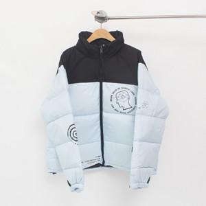 Mejor caliente Brain Dead Nuptse chaquetas Montaña abrigos de invierno al aire libre a prueba de viento abajo de la chaqueta Outwear Calle HFYMYRF060