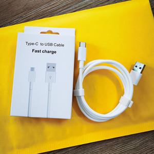 5A Super Fast Charger Type C USB C cavo di sincronizzazione di dati del cavo per Samsung Galaxy S30 S20 S10 S9 S8 Nota 10/9/8 per Huawei Mate 30/20, P30, P20, P10