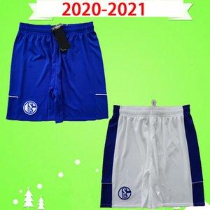 20 21 FC Schalke 04 Футбол Шорты Bentaleb 2020 2021 Шальке Калигиури Футбольные брюки Кутуку Бургсталлер Mckennie Fußball-Hose
