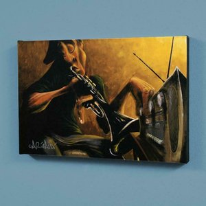 David Garibaldi Urban Tunes Home Decoration Handpainted &HD Print Oil Painting On Canvas Wall Art Canvas Pictures Wall Decor 200928