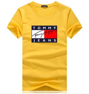 2019 Neues Muster Freizeit Herren Designer-T-Shirts der Männer Luxusdesigner Frauen-T-Shirts Sommer Designer-Kleidung Plus Size S-XXXXL