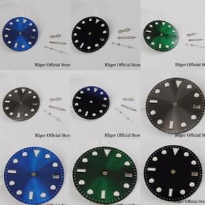 Outils de réparation Kits Tableaux de montre stériles Date de la montre Fit NH35 NH35A Mouvement des aiguilles
