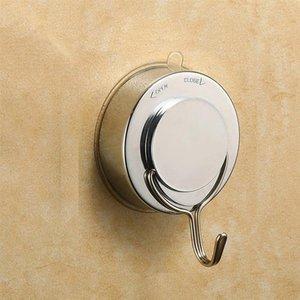 Hook Drilling Porta 1pc aspirazione casa Ganci Cucina vuoto Organizzatore senza bagno gsybags Cup Onfbm