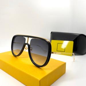 0068 señoras de la manera Gafas de sol de moda Las gafas de sol anti-UV gafas de sol glamour con el empaquetado 0068S