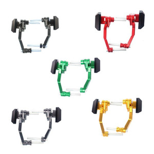 1 Set CNC Motorcycle Frame Slider Crash Protector For Z1000 2014 2020 2020 Motor Accessories Aluminum Alloy 5 Colors