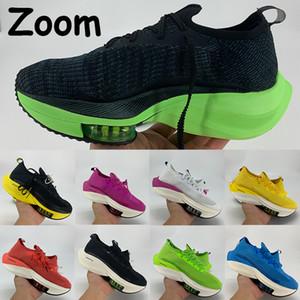 ayakkabılar siyah elektrikli yeşil yarışçı mavi beyaz üniversite turu sarı sonraki% spor ayakkabısı yetiştirilen kırmızı alfa köpükler spor eğitmenleri çalışan mens büyüt