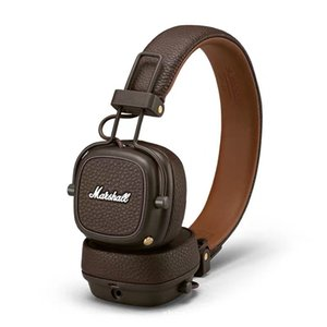 Marshall Major III 3,0 2,0 Bluetooth беспроводные наушники Deep Bass шумоизоляции гарнитура Wireless Major 3 Привет-Fi Black Brown